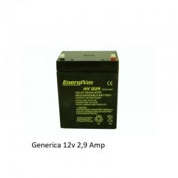 Bateria Plomo 12v 2,9amp