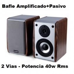 B-73 Par Bafles Amplificados