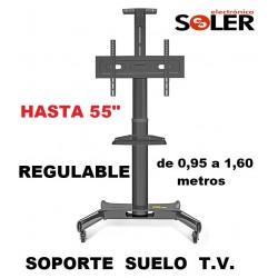 "Soporte Suelo Televisor 32-55"""