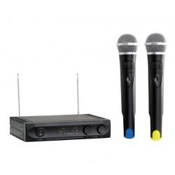 Microfono Inalambrico Mu-1002 Hand