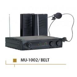 Microfono Inalambrico Mu-1002 Belt
