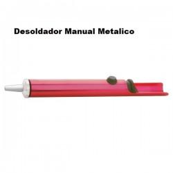 Desoldador Manual Metalico