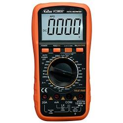 Polimetro Digital Kaise Vc-9808
